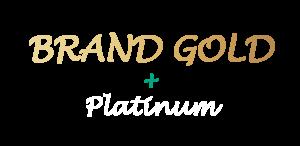 BRAND GOLD + Platinum